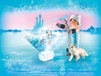 Princesa Invierno - PLAYMOGRAM 3D
